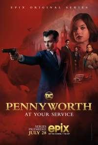 Pennyworth (έως S02E02)