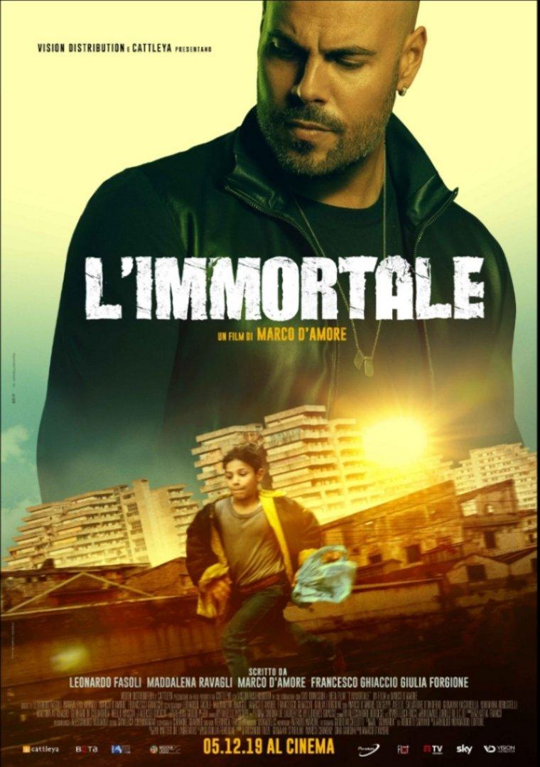 The Immortal (L\'immortale)