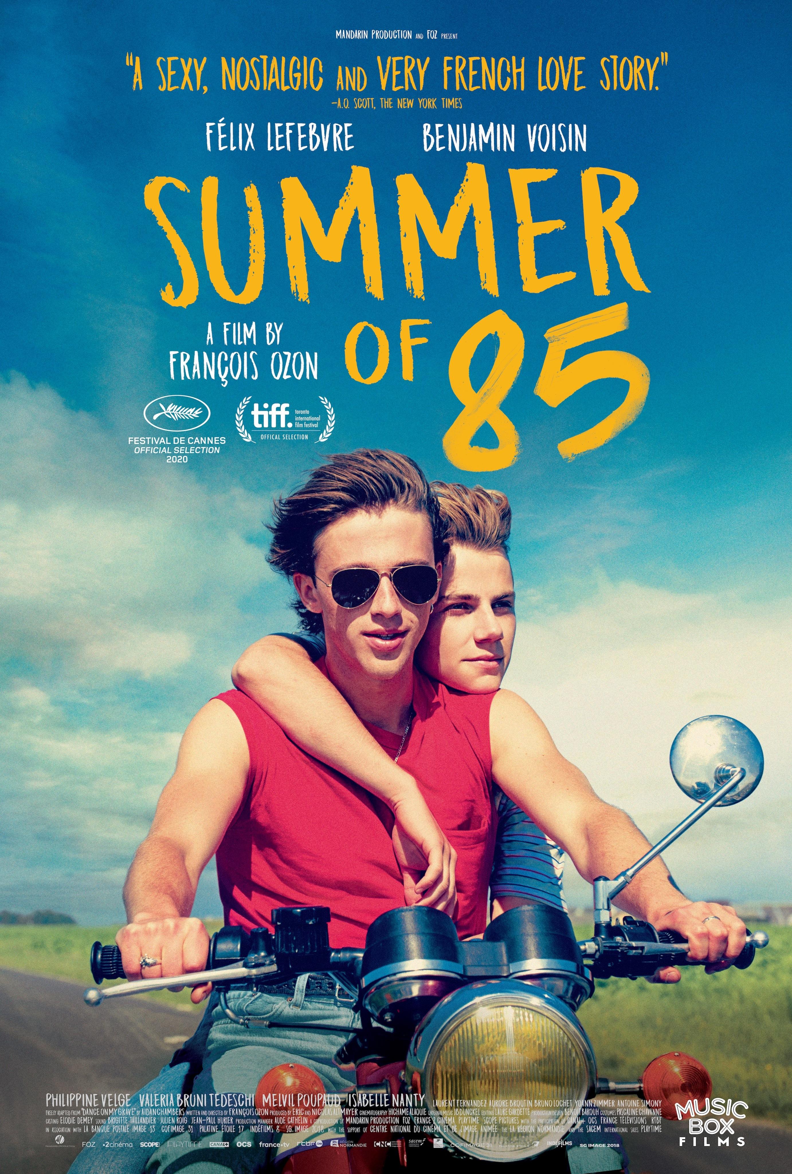 Sommer  Of 85