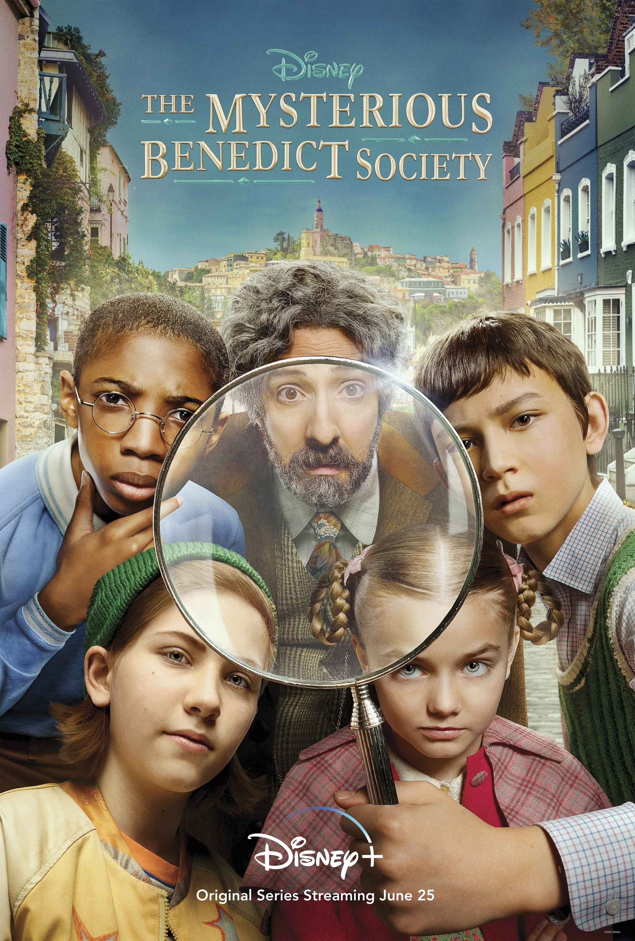 The Mysterious Benedict Society (έως S01E03)