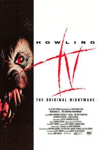 Howling IV: The Original Nightmare (Howling 4)