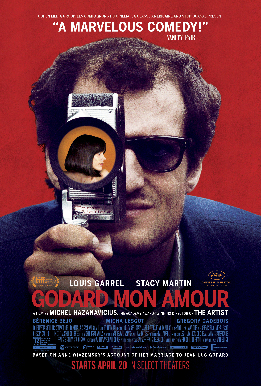 Le Redoutable (Godard  Mon Amour)