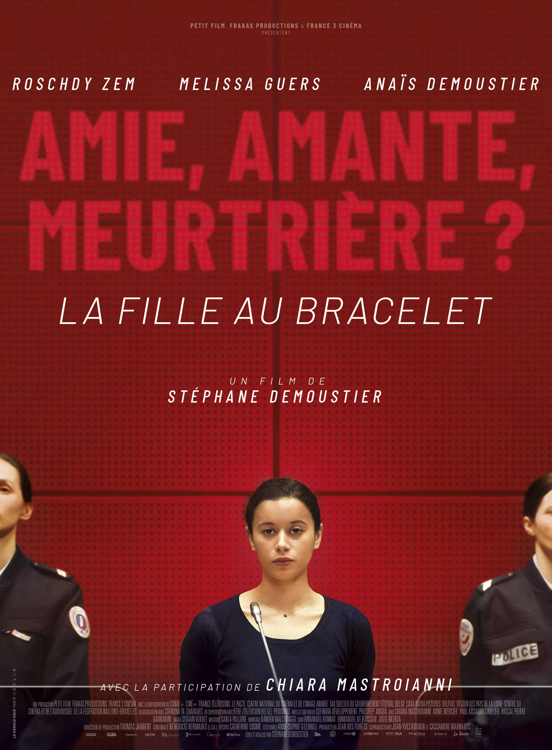 La fille au bracelet (The Girl with a Bracelet)