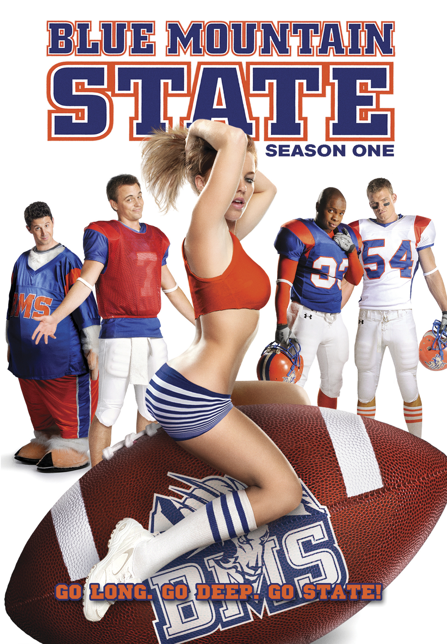 Blue Mountain State (S01 - S03)