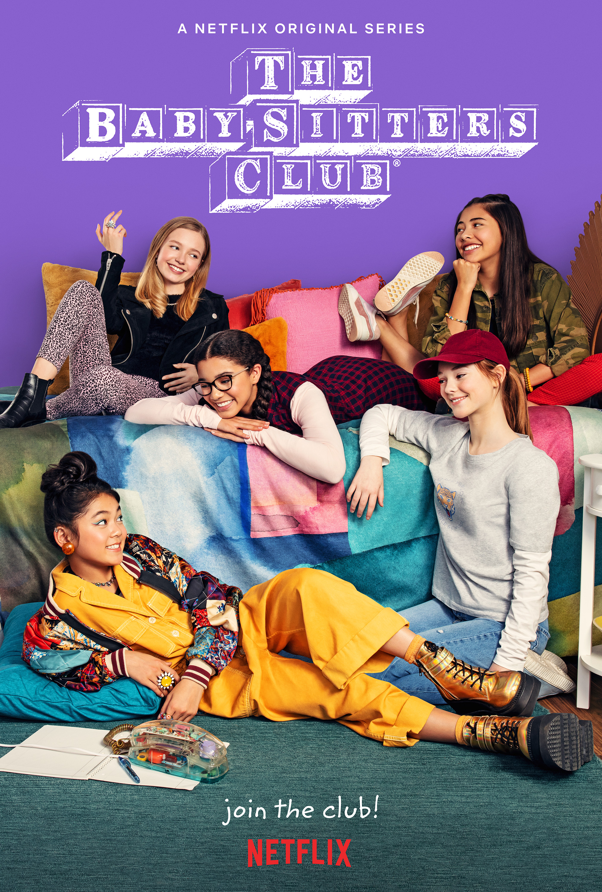 The Baby-Sitters Club (S01 - S02)