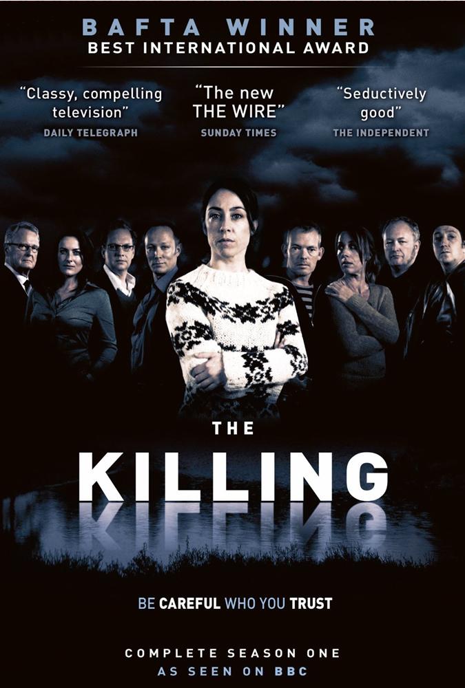 Forbrydelsen (S01-S03) The Killing